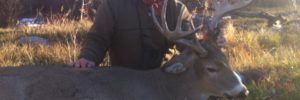 Top Secret Buck Killed in Field